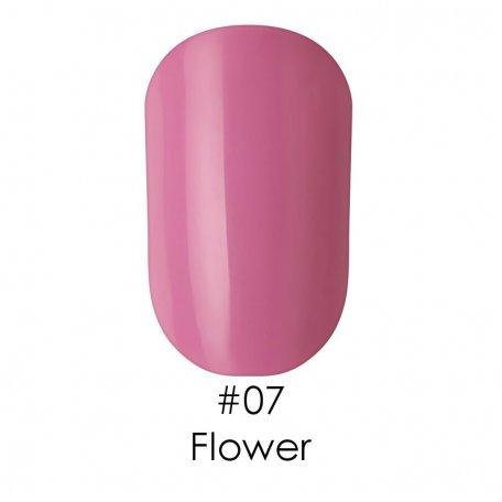 Гель-лак Naomi Gel Polish 07 - Flower, 6 мл купить интернет-магазине Nailsmania.ua с бесплатной доставкой по Украине.