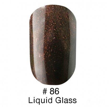 Гель-лак Naomi Gel Polish 86 - Liquid Glass, 6 мл купить интернет-магазине Nailsmania.ua с бесплатной доставкой по Украине.