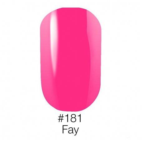 Гель-лак Naomi Neon Color 181 - Fay, 6 мл купить интернет-магазине Nailsmania.ua с бесплатной доставкой по Украине.