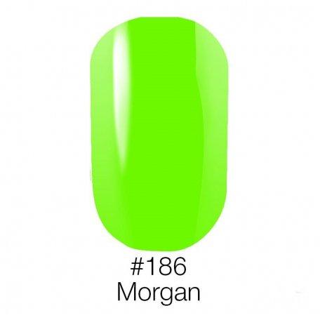 Гель-лак Naomi Neon Color 186 - Morgan, 6 мл купить интернет-магазине Nailsmania.ua с бесплатной доставкой по Украине.