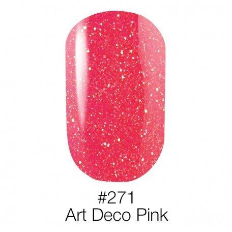 Гель-лак Naomi Neon Color 271 - Art Deco Pink, 6 мл купить интернет-магазине Nailsmania.ua с бесплатной доставкой по Украине.