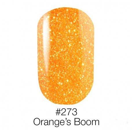 Гель-лак Naomi Neon Color 273 - Orange's Boom, 6 мл купить интернет-магазине Nailsmania.ua с бесплатной доставкой по Украине.