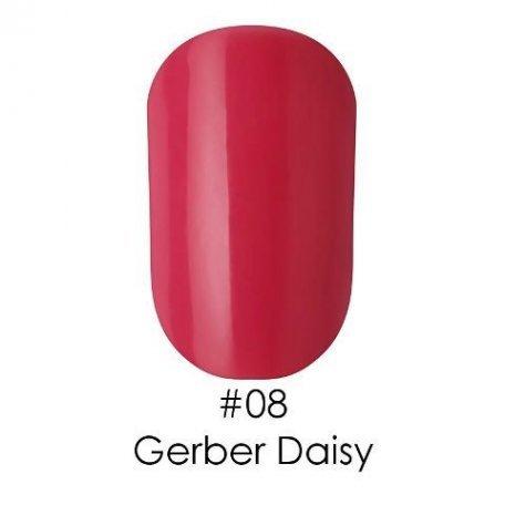 Гель-лак Naomi Gel Polish 08 - Gerber Daisy, 6 мл купить интернет-магазине Nailsmania.ua с бесплатной доставкой по Украине.