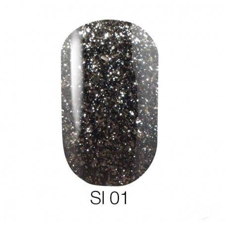 Купити Гель-лак Naomi Self Illuminated SI 01, 6 мл