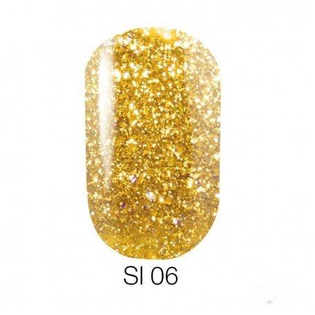 Купити Гель-лак Naomi Self Illuminated SI 06, 6 мл