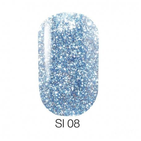 Купити Гель-лак Naomi Self Illuminated SI 08, 6 мл