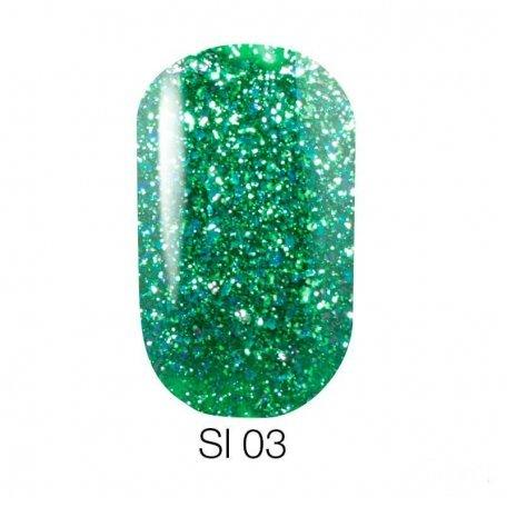 Гель-лак Naomi Self Illuminated SI 03, 6 мл купить интернет-магазине Nailsmania.ua с бесплатной доставкой по Украине.