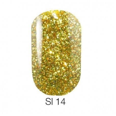 Гель-лак Naomi Self Illuminated SI 14, 6 мл купить интернет-магазине Nailsmania.ua с бесплатной доставкой по Украине.