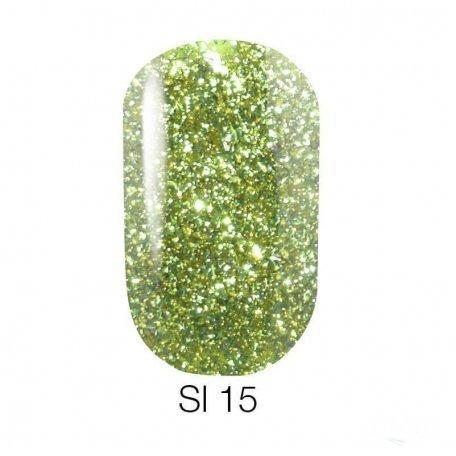 Гель-лак Naomi Self Illuminated SI 15, 6 мл купить интернет-магазине Nailsmania.ua с бесплатной доставкой по Украине.