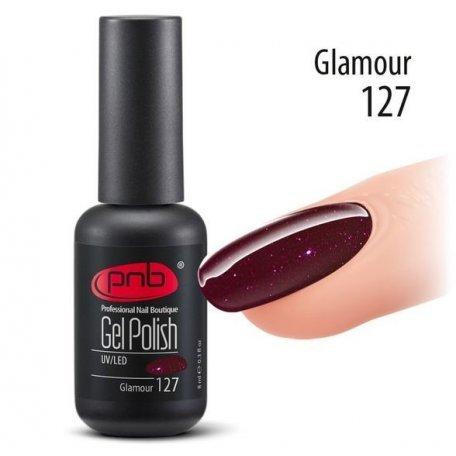 Гель-лак PNB 8 мл Glamour 127 купить интернет-магазине Nailsmania.ua с бесплатной доставкой по Украине.