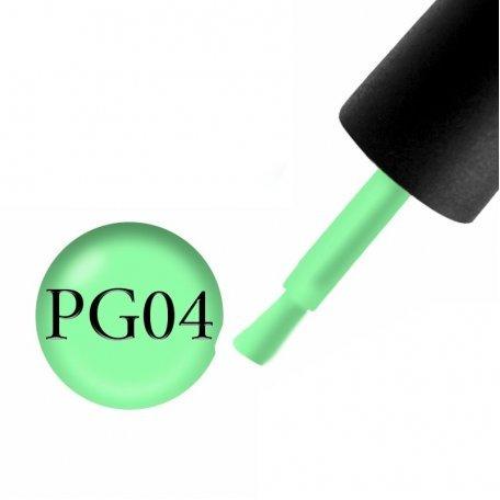 Гель-лак Naomi Plastic Geometry PG 04, 6 мл