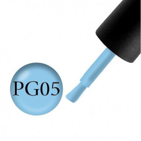 Гель-лак Naomi Plastic Geometry PG 05, 6 мл