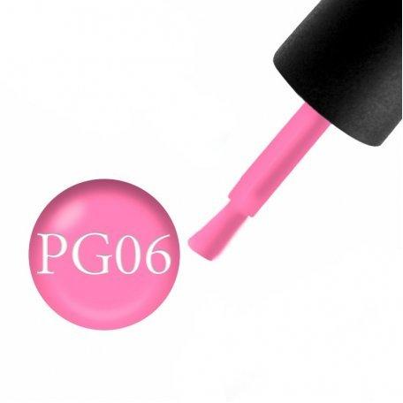 Гель-лак Naomi Plastic Geometry PG 06, 6 мл