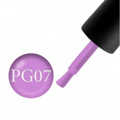 Гель-лак Naomi Plastic Geometry PG 07, 6 мл