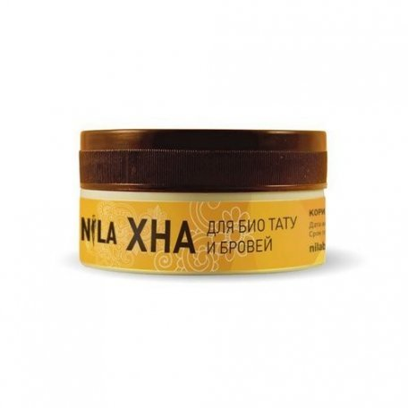 Хна для бровей и биотату NILA (коричневая), 20 г купить интернет-магазине Nailsmania.ua с бесплатной доставкой по Украине.