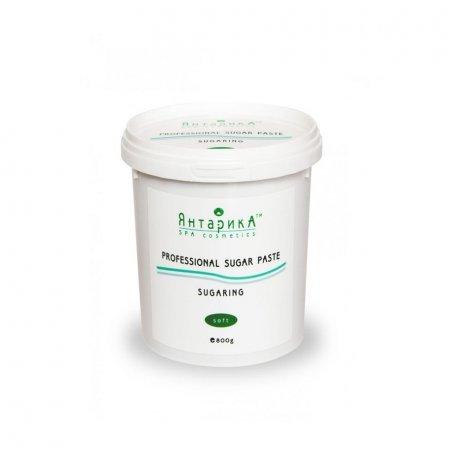 Сахарная паста для шугаринга ЯнтарикА Мягкая 800 гр