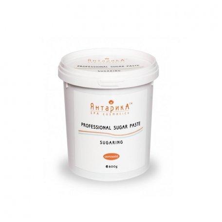 Сахарная паста для шугаринга ЯнтарикА Полутвердая 800 гр