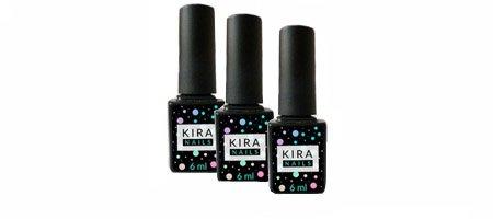 Гель-лаки Kira Nails Shine Bright 6 мл