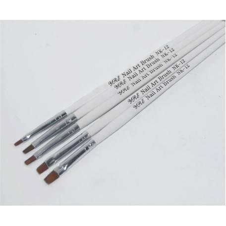 Купити Набір кистей для нігтів Y.R.E. NK-03 5 шт