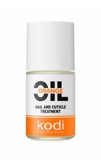 "Масло для кутикули Kodi Professional ""Апельсин"" (Orange), 15 мл"