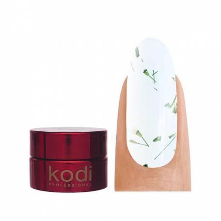 Купить Гель с сухоцветом Kodi Professional Flower Gel №001, 4 мл