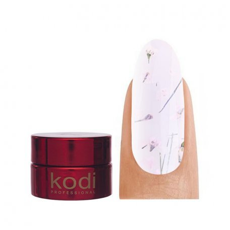 Купить Гель с сухоцветом Kodi Professional Flower Gel №002, 4 мл