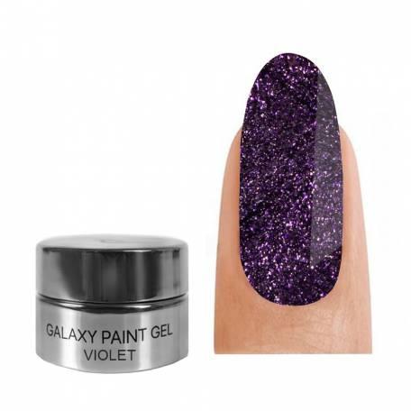 Купити Гель-фарба Kodi Professional Galaxy 07 Violet 4 мл