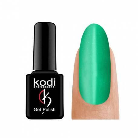 Купити Гель-лак Kodi Moonlight №746 (Зелений з блискітками), 7 мл