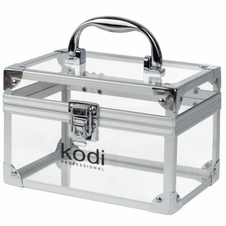 Купить Кейс прозрачный Kodi Professional №12 (Серебро)