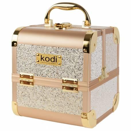 Купить Кейс для косметики Kodi Professional №33 (Gold Opal)