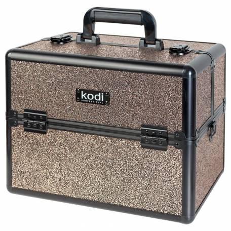 Купить Кейс для косметики Kodi Professional №42 (Black Coffee Opal)