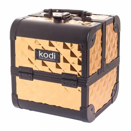 Купить Кейс для косметики Kodi Professional №33 (Золото)
