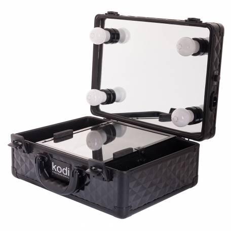 Купить Кейс-студия для визажистов Kodi Professional №34 (Черный)