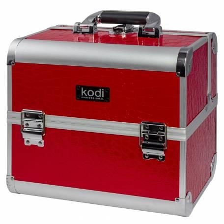 Купить Кейс для косметики Kodi Professional №37 (Красный)