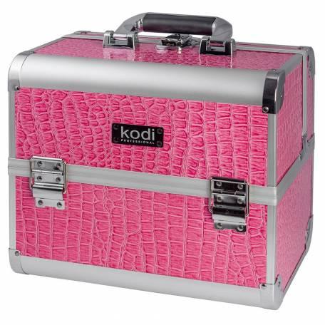 Купить Кейс для косметики Kodi Professional №37 (Розовый)