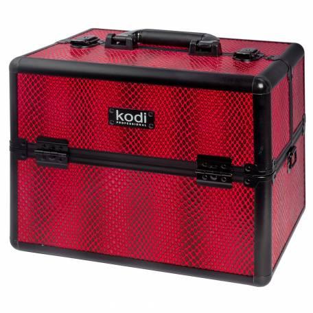 Купить Кейс для косметики Kodi Professional №42 (Red Snake)