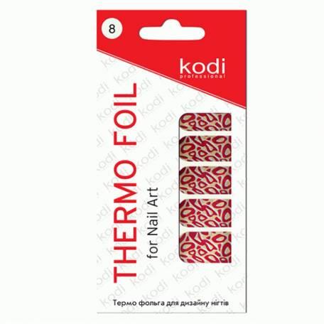 Термо фольга Kodi Professional №08
