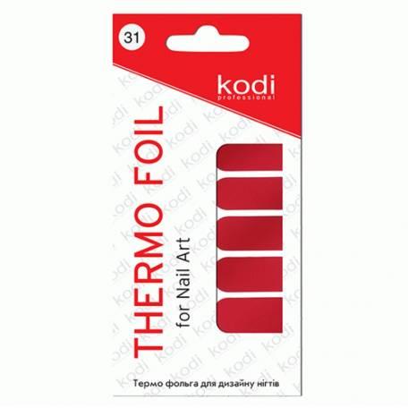 Термо фольга Kodi Professional №31
