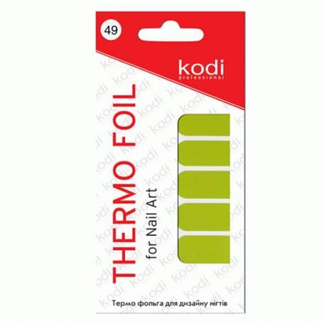 Термо фольга Kodi Professional №49
