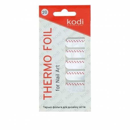 Термо фольга Kodi Professional №20