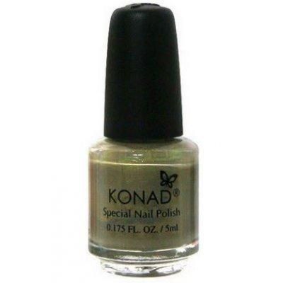 Лак для стемпинга Konad Gray Pearl 5 ml