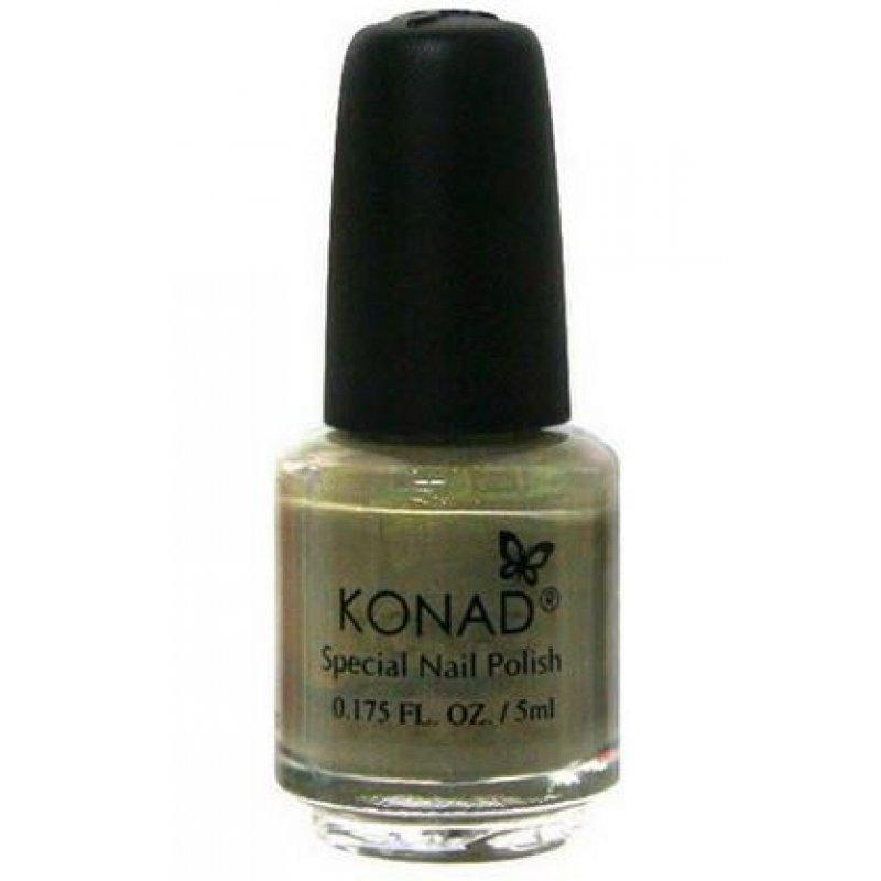Лак для стемпинга Konad Gray Pearl 5 ml купить интернет-магазине Nailsmania.ua с бесплатной доставкой по Украине.