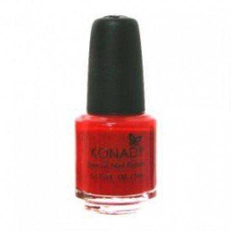 Лак для стемпинга Konad Red 5 ml купить интернет-магазине Nailsmania.ua с бесплатной доставкой по Украине.