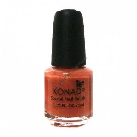 Лак для стемпинга Konad Dark Orange 5 ml купить интернет-магазине Nailsmania.ua с бесплатной доставкой по Украине.