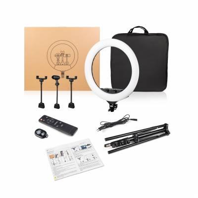Напольная кольцевая лампа Bucos Inovation BCS-F488 Ring Light, 100 Вт