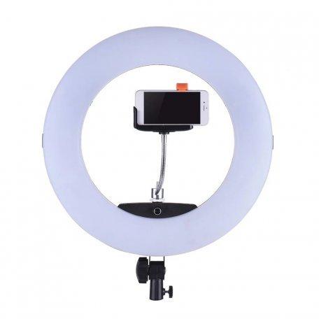 Купити Кільцева світлодіодна лампа для селфи FS-48011