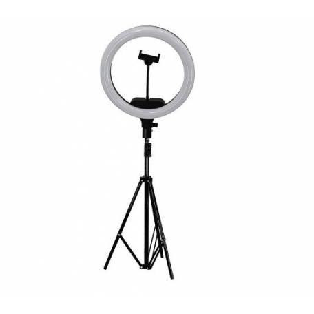 Купити Кільцева світлодіодна лампа для макіяжу AL-33