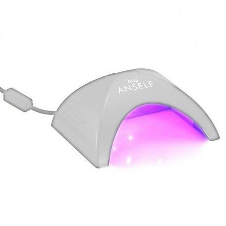 Купить UV/LED лампа Anself Dryer 9Вт белый