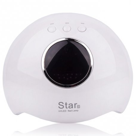 Купить UV/LED Лампа для маникюра SUN Star 6 24 Вт Белая