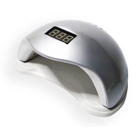 Купить UV-LED лампа SUN 5 48 Вт (Серебро)